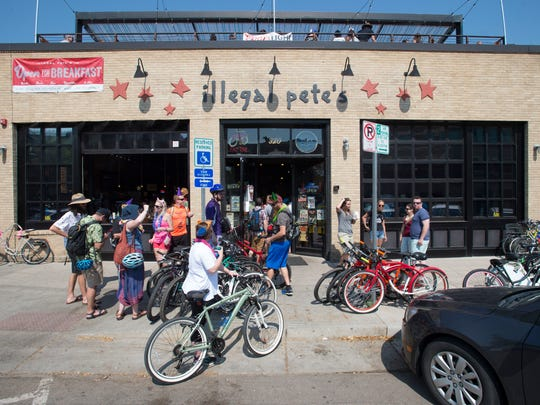 Illegal Pete's in Fort Collins is pictured in 2017.