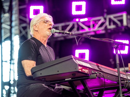 Michael McDonald (pictured) and Marc Cohn will perform