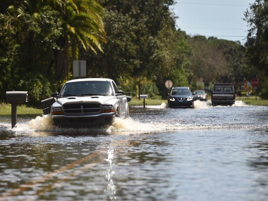 Flooded streets are still a problem for many in Lakewood