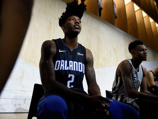 Orlando Magic guard Elfrid Payton.