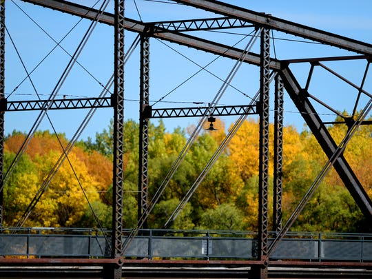 Signs of fall in Fort Benton