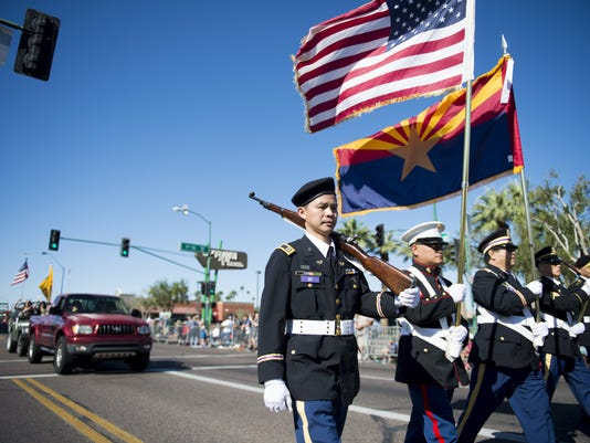Phoenix Veterans Day Parade