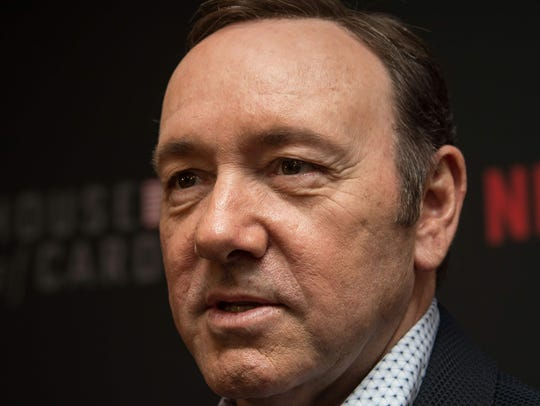 Kevin Spacey in February 2016 in Washington, DC.