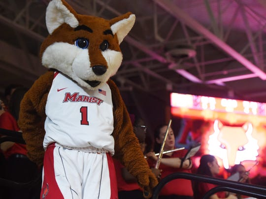 Frankie, formerly known as Shooter, Marist College's