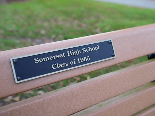 The former Somerset High School located in Princess