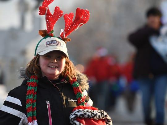 Scenes from the 2017 Stuarts Draft Christmas Parade