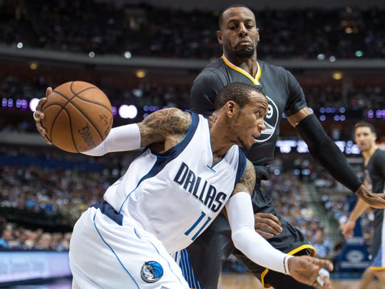 Monta Ellis put up 17.8 points per game during 12 NBA seasons with the Golden State Warriors, Milwaukee Bucks, Dallas Mavericks and Indiana Pacers.