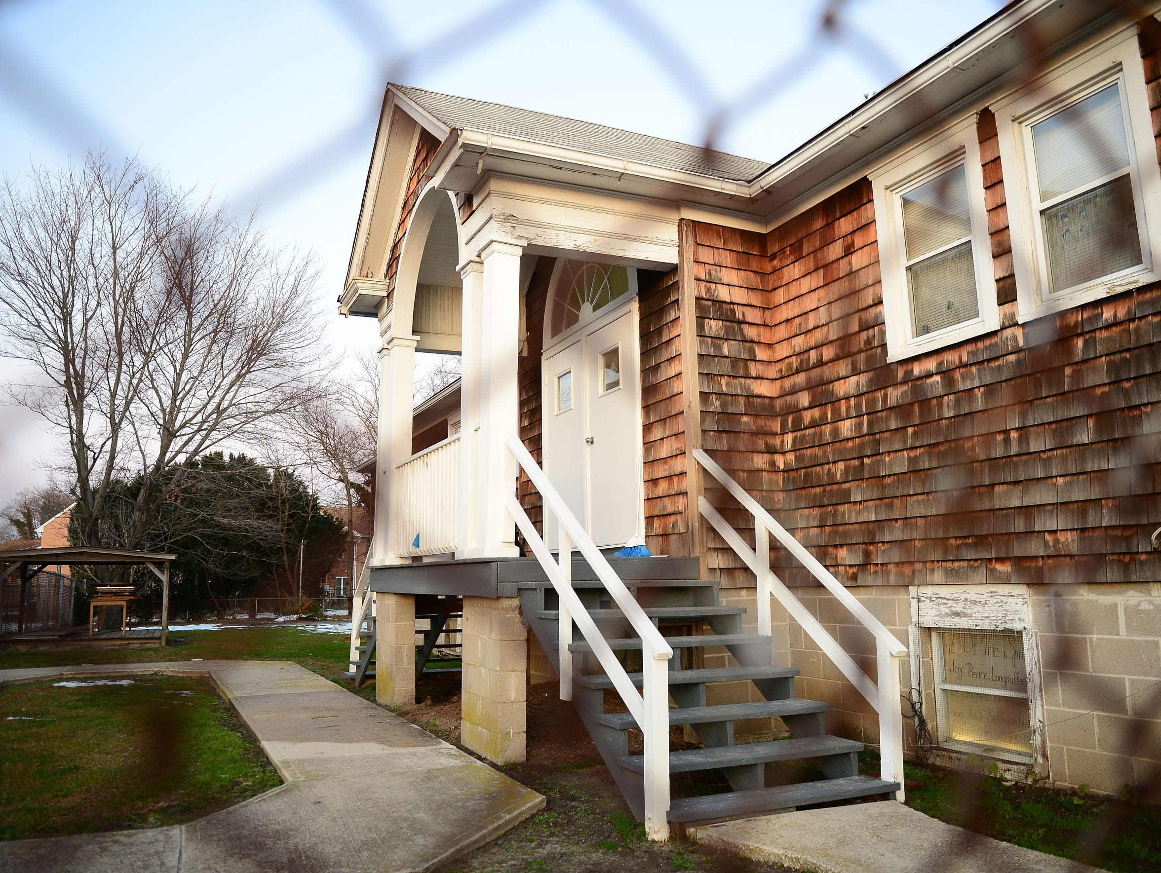 The Immanuel Shelter is located in Rehoboth Beach and