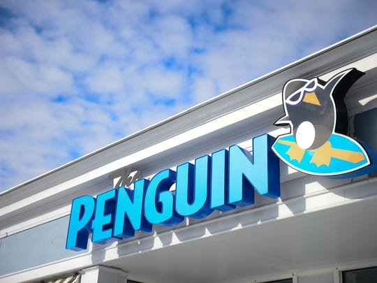 The Penguin located in Bethany Beach, Del. Wednesday, Jan. 10, 2018.