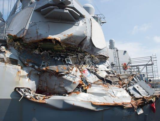 USS Fitzgerald Profile Image