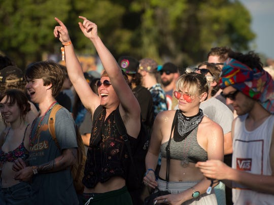 The four-day Okeechobee Music & Arts Festival is March 5-8 in Sunshine Grove.