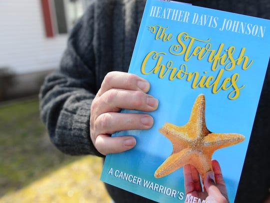Jerry Davis helped fulfill his daughter's dreams by taking her cancer diary and publishing it in a book.