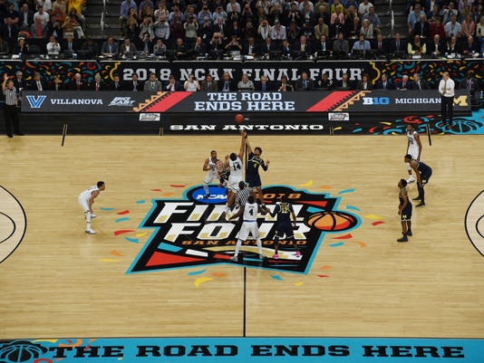 NCAA Basketball: Final Four Championship Game-Michigan vs Villanova
