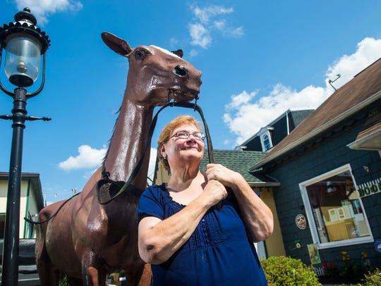 In this file photo, Bernadette Loeffel-Atkins, owner