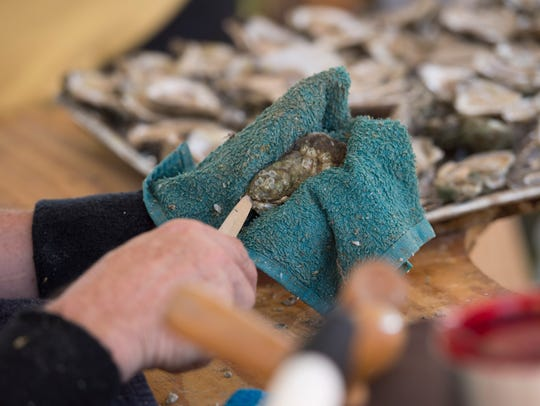 The eighth annual Fort Pierce Oyster Festival is Saturday and Sunday at Veterans Memorial Park and the River Walk Center.