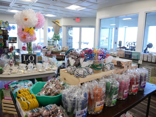 Inside of Dolle's Popcorn, Candies and Salt Water Taffy new location in West Ocean City. Wednesday, April 18, 2018.