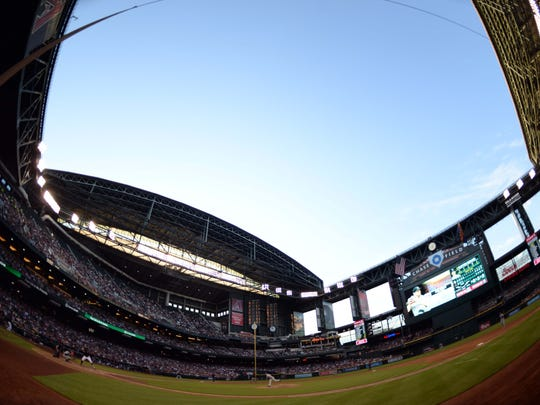 Could the Arizona Diamondbacks move away from Chase Field?