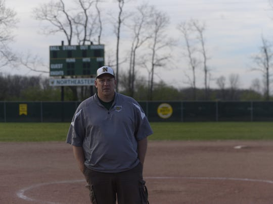 Jeff Kinder, a 1987 graduate of Randolph Southern High