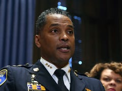 Baltimore Police Commissioner Darryl De Sousa charged with failure to file taxes