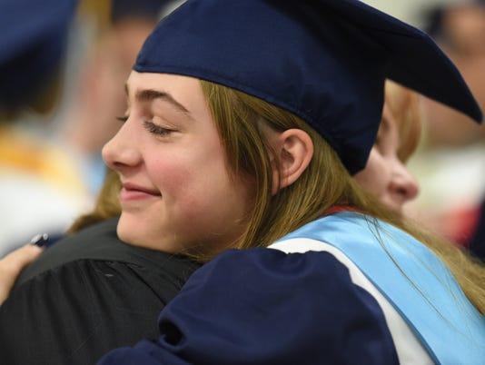 R.E. Lee High School Graduation 2018