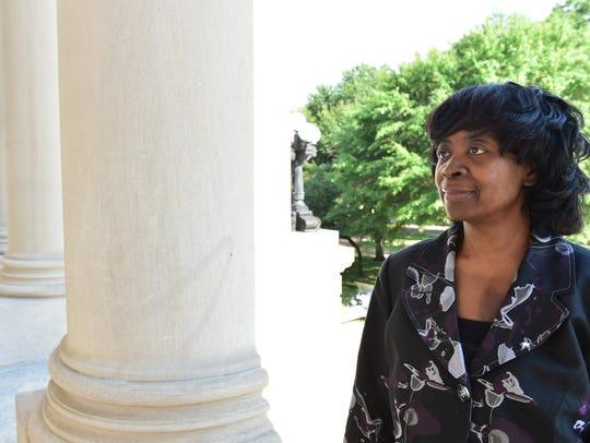 Rep. Omeria Scott, D-Laurel