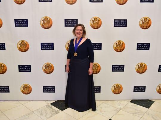 The Jefferson Awards Foundation, the nation's most