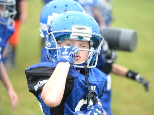 Fewer youth are playing organized sports like football, according to a new survey.