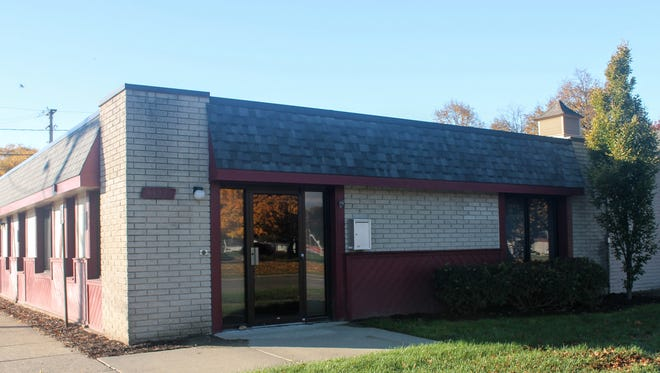 The former Livonia Chamber of Commerce office has remained vacant for nearly a year.