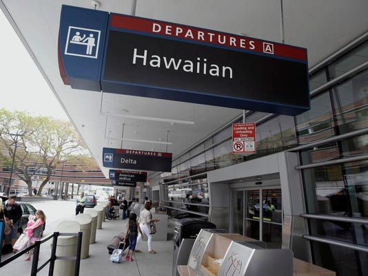 CORRECTION Teen Stowaway Hawaii