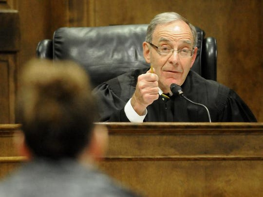 Brown County Circuit Judge Donald Zuidmulder