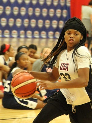 Fort Myers sophomore Destanni Henderson was given an answer as to whether she made the USA women's basketball U17 national team in Colorado Springs, Colorado.