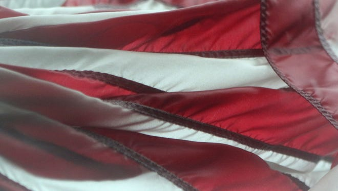 Stripes of the American flag
