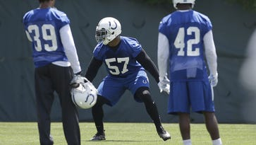 Colts player to watch: Can Jon Bostic be an answer at linebacker?