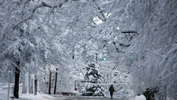 Snow alert: Up to 8 inches possible for Wednesday