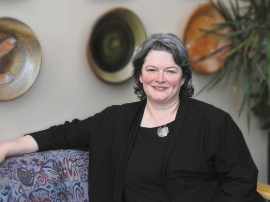 Catherine Frank, OLLI's executive director, will teach a College for Seniors course on African-American autobiographies