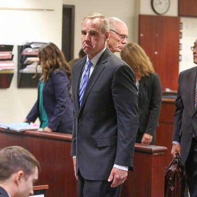 Steve Pougnet spent $46K in campaign money on his criminal defense lawyer