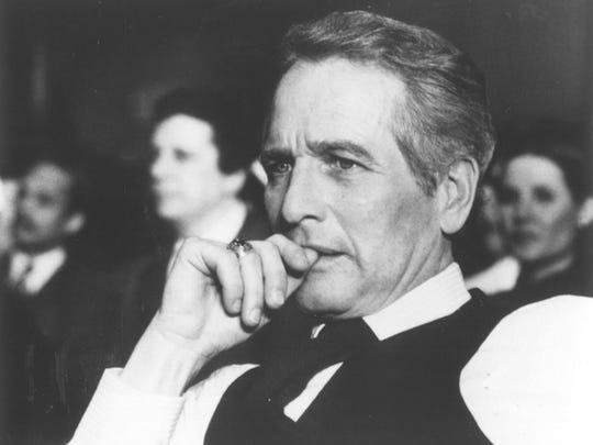 """Paul Newman in """"The Verdict."""""""