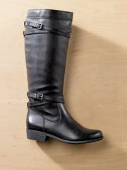 "The ""Victorious"" boot by Naturalizer features memory"