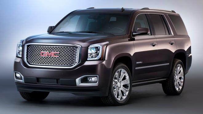 2015 GMC Yukon is one of the latest-generation trucks recalled.