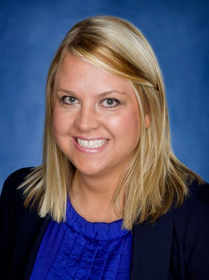 Kayce Beam is the new director of the University of Tennessee at Martin Jackson Center.