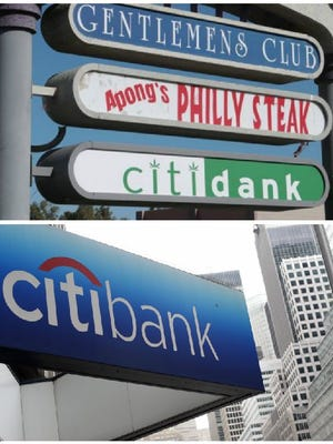 Citibank is challenging Cathedral City-based weed shop, Citidank over its name.