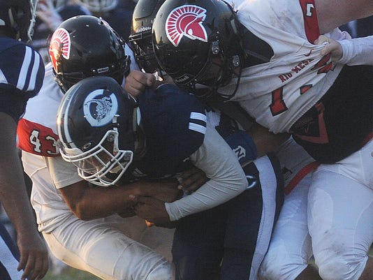 Camarillo Rio Mesa football 3