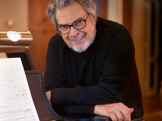 Piano legend Leon Fleisher is a winner of the Kennedy Center Honors.