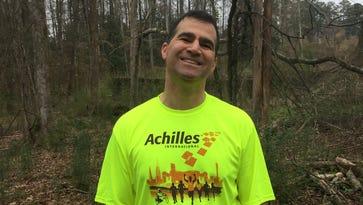 Detroit Free Press marathon runner of the week: David Saperstein
