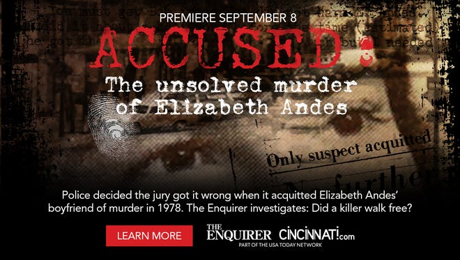 """The Cincinnati Enquirer's """"Accused"""" podcast named one of iTunes' best podcasts of 2016."""
