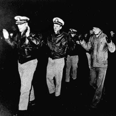 Born in Kewaunee, the USS Pueblo still causes pain 50 years after crisis