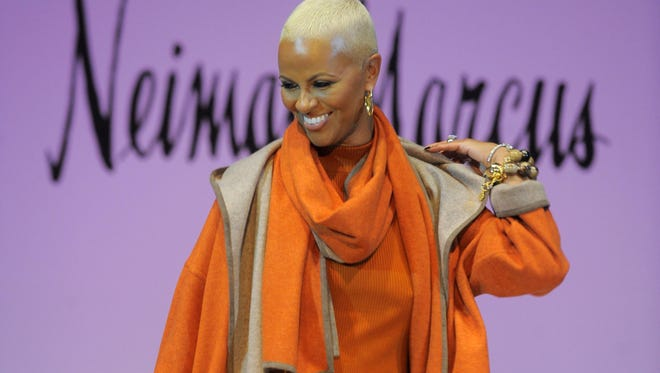 A little more than 1,000 people saw honoree Nicole Hale-McGuire on the runway Thursday.