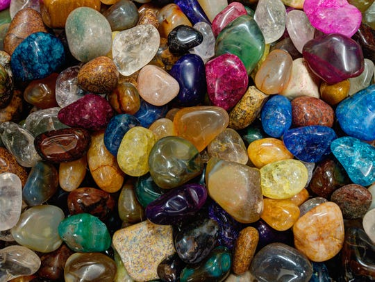 The Treasure Coast Rock and Gem Society's annual Gem and Jewelry Show is this weekend at the Vero Beach Community Center.