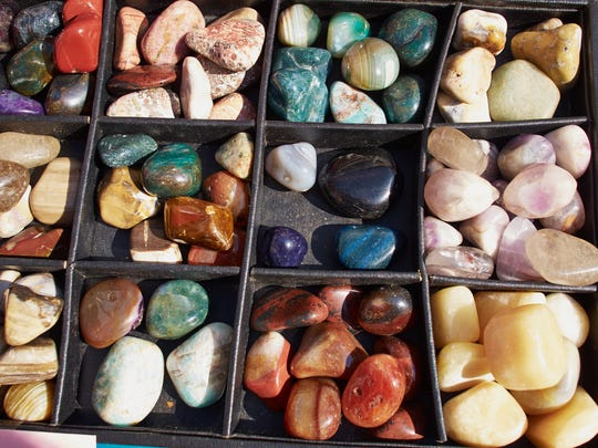 Fans of mineralogy, lapidary, geology and Earth sciences won't want to miss the annual White Mountain Gem, Mineral and Fossil Show in Show Low.