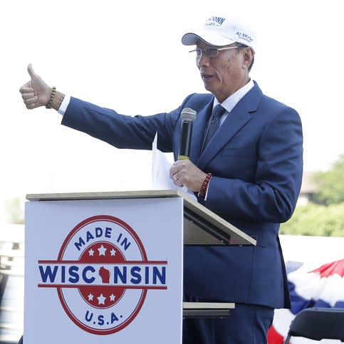 Foxconn will return to Green Bay for July 25 info session on construction plans, bidding